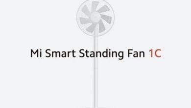 Photo of Xiaomi Mi Smart Standing Fan 1C – Smarter Standventilator für 39,90 Euro