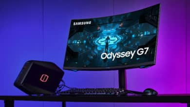 Photo of Odyssey G7 Gaming-Monitor von Samsung – der Gebogene