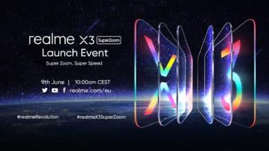 Bild von realme X3 SuperZoom: ab 9. Juni 2020 in Deutschland