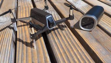 Bild von [Anzeige] Mit der SHIFT RED Drohne immer eine Hand frei