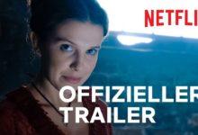 Bild von Enola Holmes im September bei Netflix – Offizieller Trailer