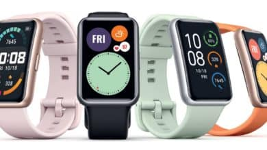 Bild von Huawei Watch Fit: neues Fitnessband mit 1,64 Zoll großem OLED-Display